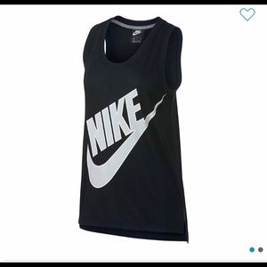 NWT Nike - Slim Fit Tank - Black & Gray - Sz. Med